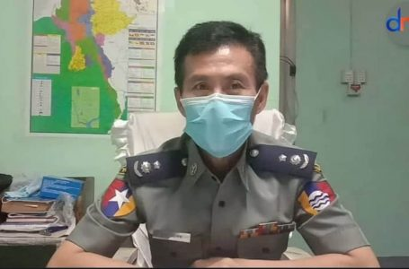 မဲရုံလုံခြုံရေးအတွက် ဧရာဝတီတိုင်းမှာ အထူးရဲငါးထောင်ကျော် ခန့်အပ်မည်