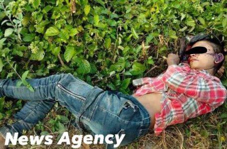 ဖျာပုံမြို့မှာ ၁၈နှစ်အရွယ် လူငယ်တစ်ဦးအသတ်ခံရ  (တရားခံမမိသေး)