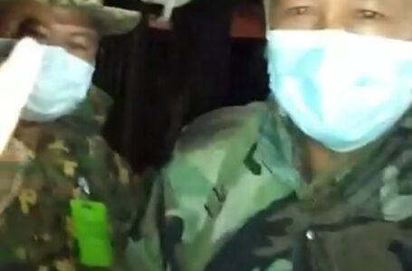 ရေကြည်တိုင်းဒေသကြီးအမတ် ကိုမျိုးသက်ဦးကို စစ်တပ်လာခေါ်သွားပြီ