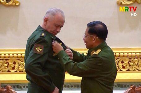 မြန်မာအရေးအပေါ် ရုရှားအစိုးရဘယ်လိုရပ်တည်လဲ