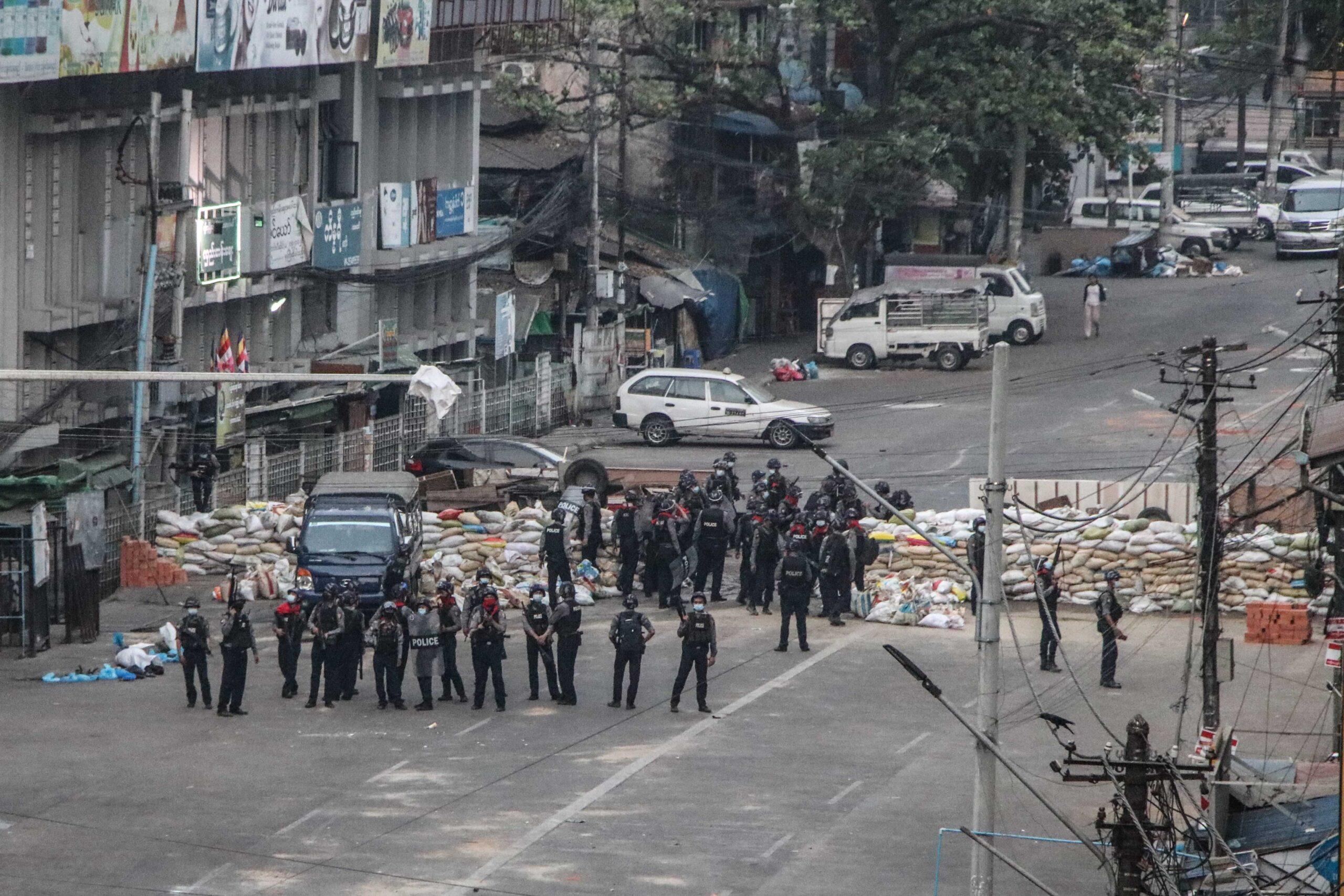စစ်တပ်ရဲ့ ရာဇဝတ်ကျူးလွန်မှုမှတ်တမ်းတွေကို ကုလစုံစမ်းရေးအဖွဲ့ စုဆောင်း
