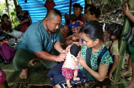 နေရပ်ရွေ့ပြောင်းသူအရေအတွက် မြင့်တက်လာနေတဲ့ မြန်မာ
