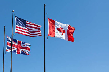 ကနေဒါ ၊ အမေရိကန်နဲ့ ဗြိတိန်က အာဏာသိမ်းစစ်အုပ်စုအပေါ် ထပ်တိုး ဒဏ်ခတ်