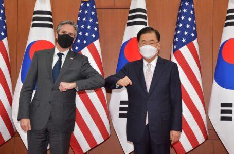 မြန်မာ့အရေးပူးပေါင်းဆောင်ရွက်ဖို့ အမေရိကန်နဲ့ တောင်ကိုရီးယား အခိုင်အမာကတိပြု